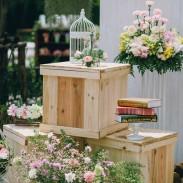 เรือนไทยแต่งงาน outdoor สวนสวยๆ คุณฝน + คุณแกะ (ต่อ)