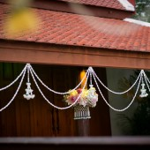 งานแต่งงานในสวน คุณออฟ + คุณปรีดา By Dee Catering