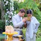 แต่งงานแบบไทย คูณโบว์ & ปินโต