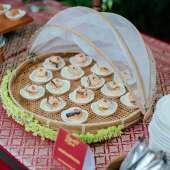 แต่งงานในสวน เรือนไทยบ้านมหาสวัสดิ์ ธีมเหนือ ล้านนา คุณหวาน งานเย็น