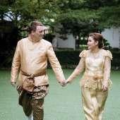 K.Tong & K.Mark กับคนพิเศษ เรือนไทยในสวน
